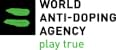 world anti-doping agency logo